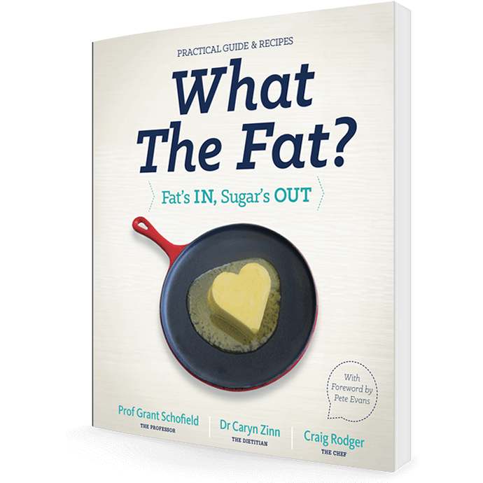 What The Fat? front cover