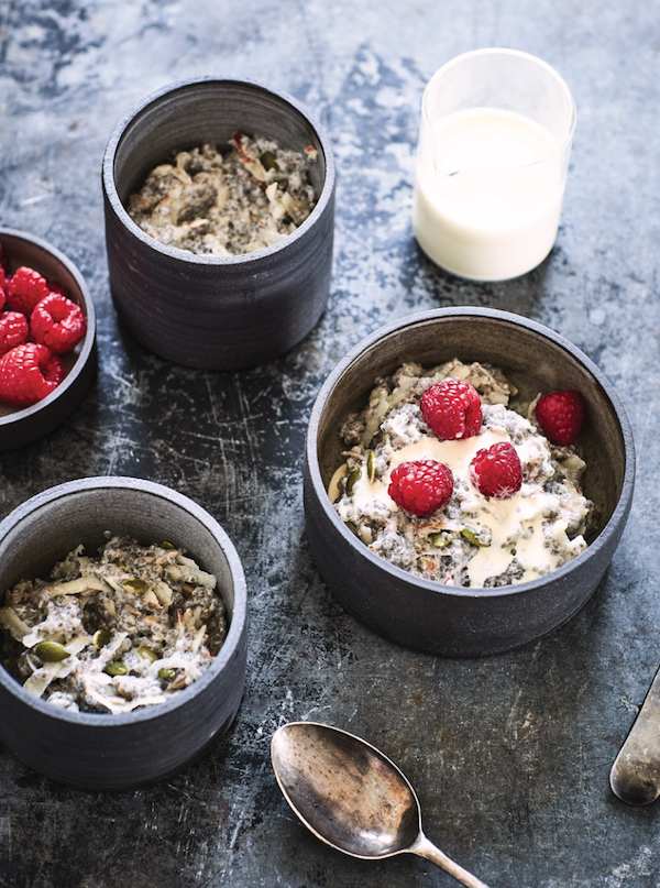 Breakfast Birchia (LCHF Bircher)