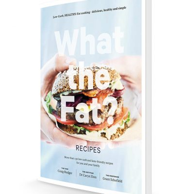 What The Fat? Recipes